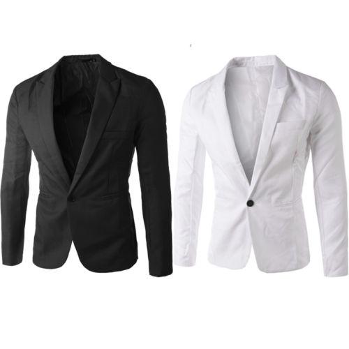 New Arrival Brand Clothing Autumn Suit Blazer Men Fashion Slim Male Suits Casual Solid Color Masculine Blazer Size L-3XL