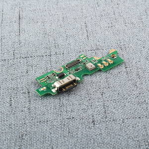 Image 5 - Alesser สำหรับ Cubot X19 ปลั๊ก USB Charge BOARD ASSEMBLY สำหรับ Cubot X19 ลายนิ้วมือ Scannner SENSOR FLEX CABLE อุปกรณ์เสริม