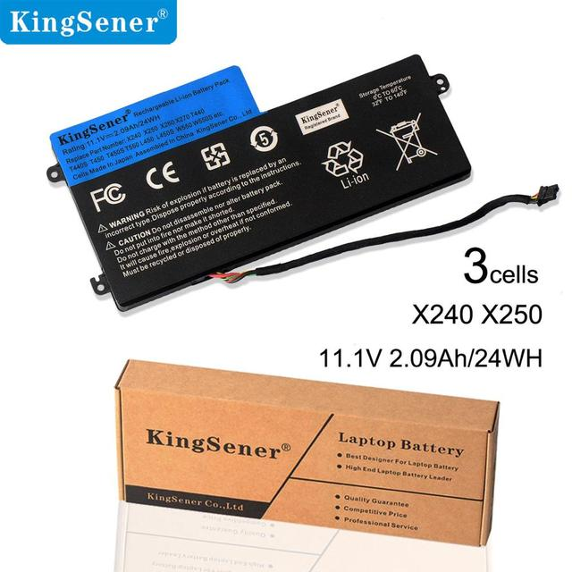 US $33 83 28% OFF|KingSener Internal Battery 45N1110 45N1111 45N1112 for  Lenovo ThinkPad T440 T440S T450 T450S X240 X250 X260 X270 45N1109  45N1112-in