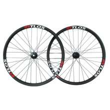 Novatec 411 412 Hubs 650b 45mm width Asymmetric plus bike carbon wheelset - WM-i39A-7-N
