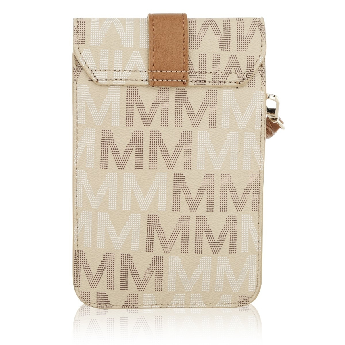 5953bd111 MKF Collection Lulu XL M Signature Phone Wallet Crossbody Bag by Mia K  Farrow-in Top-Handle Bags from Luggage & Bags on Aliexpress.com | Alibaba  Group