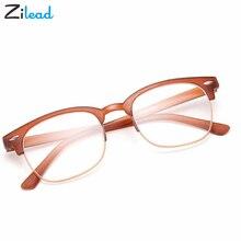 Zilead Fashion TR90 Parents Reading Glasses Brand Design Classical Presbyopia Ultralight Women Men High Quality
