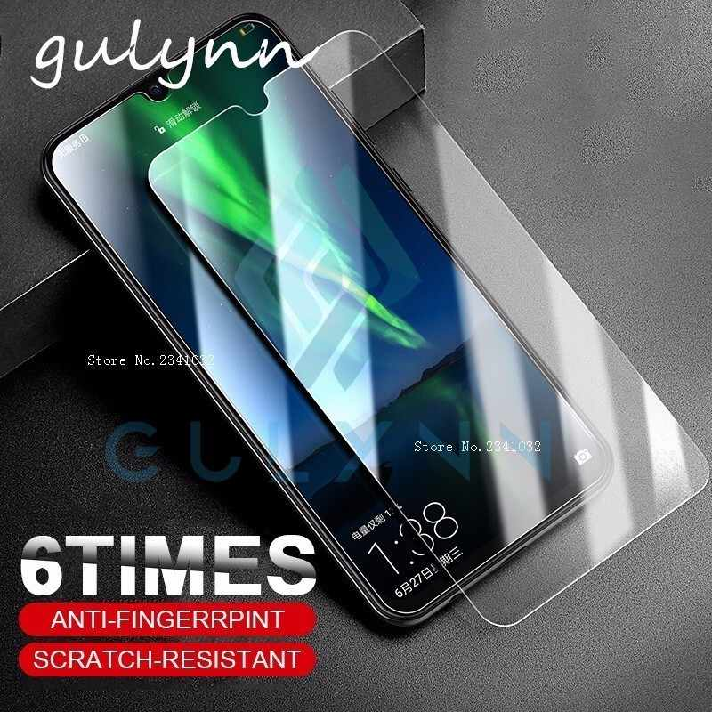 Glass On The For Huawei Y9 2018 2019 Y3 Y5 Y6 2018 Screen Protector Y 3 5 6 7 9 Prime Tempered  Protective Y92019 Y Max Film