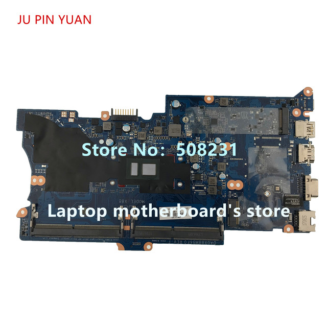 US $198 0 |JU PIN YUAN For HP ProBook 430 G5 Notebook PC L01036 001 L01036  601 DA0X8BMB6F0 laptop motherboard I3 6006U fully Tested-in Laptop