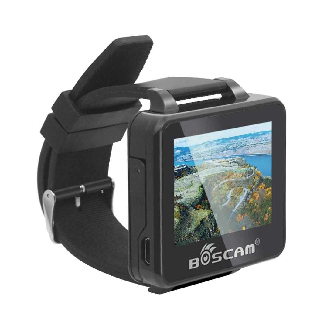 BOSCAM BOS200RC FPV часы 200RC 5,8 ГГц 32CH HD 960*240 2 TFT монитор беспроводной приемник для DIY RC камера Heli Quadcopter Дрон