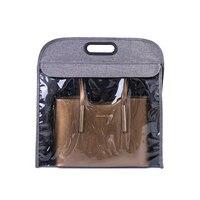 Handbag Hanging Storage Bag Closet Dustproof Handbag Tote Organiser Purse Hanging Organizers     -