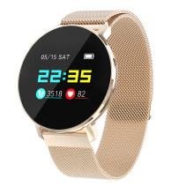 T5 Smart Watch 1.04 inch Colorful Screen Smartwatch clock BT4.0 Heart Rate Blood Oxygen Blood Pressure Calorie wrist watches(China)
