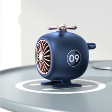 2018 new  Bluetooth 5.0 mini speaker Loudspeaker Box Portable Helicopter Mini- Lovely Outdoors Aircraft