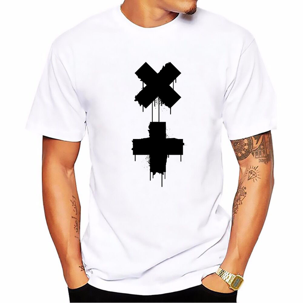 Martin Garrix Male T Shirt Fashion 100% Cotton Comfortable Tops Men's Short Sleeve Round Neck Tshirts Cool Clothing
