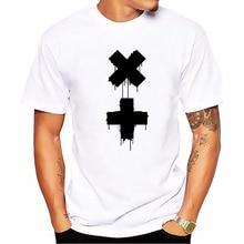 Martin Garrix Male T Shirt Fashion 100% cotton Comfortable T