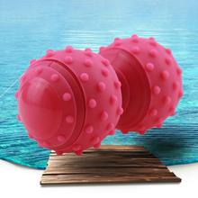 Myofascial Release Fitness Massage Ball Fascia Massager Roller Pilates Yoga Lacrosse Ball Exercise Trigger Therapy Muscle Relief vibrating massage ball electric massage roller fitness ball relieve trigger point training fascia ball local muscle relaxation
