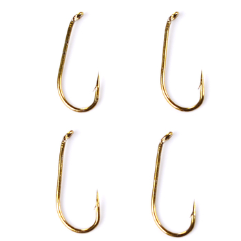 крючок двойной veniard osprey scandinavian salmon fly gold 200 pcs Fly Fishing Hooks 4 Sizes Fishing Trout Salmon Dry Fly Fishing Carbon Steel Hook Optional Size 8#, 12#, 14#, 16#