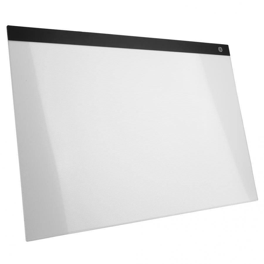 Digital Tablet A2 LED Tracing Light Art Stencil Board Drawing Copy Pad Tablet Board