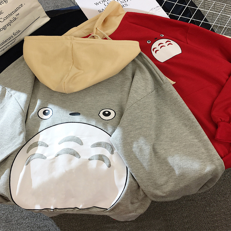 Kawaii Totoro Unisex Hoodies 2
