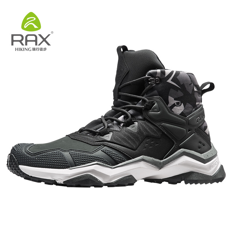 3e09d42fc3c Detail Feedback Questions about Rax Hiking Boots Men Waterproof Winter  Outdoor Sports Sneakers for Men Lightweight Hiking Shoes Breathable  Antislip Trekking ...