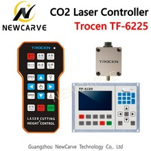 Fiber+CO2 Laser Control Card TF-6225 Metal And Non-Metal Material Cutting Controller+Auto Height-sensing System NEWCARVE стоимость
