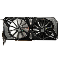 Original MAXSUN Nvidia GeForce RTX 2060 Terminator 6GB Video Graphics Cards for Gaming GDDR6 192bit HDMI DVI DirectX 12