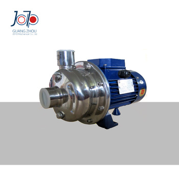 327 low Price WB70/090 380V 50Hz  Stainless Steel Centrifugal Pump with BSP Thread Connector