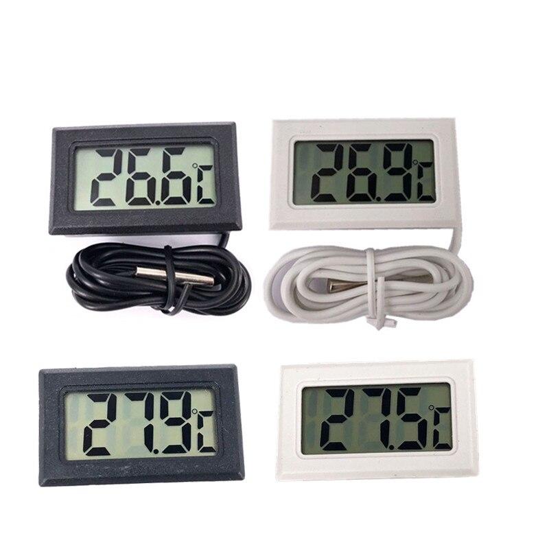 1 Stücke Lcd Digital Thermometer Für Gefrierschrank Temperatur-50 ~ 110 Grad Kühlschrank Kühlschrank Thermometer Dinge Bequem Machen FüR Kunden