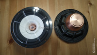 pair Melo David HiEND 6.5inch fullrange speaker PK lowther fostex full range
