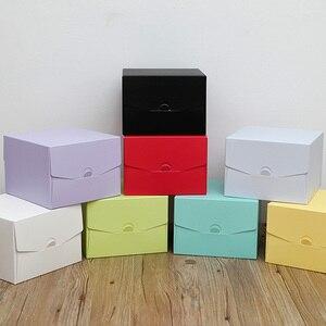 Image 1 - 2017 جديد لون الخبز صندوق 6 بوصة 21x21x15 سنتيمتر 8 بوصة 26x26x15 سنتيمتر 10 بوصة 12 بوصة تنقش عيد ميلاد كعكة المعجنات هدية صندوق