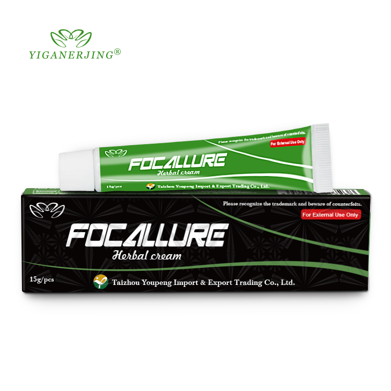 50PCS YANDAFU Focallure Skin Psoriasis Cream Dermatitis Prutitus Eczema Treatment Cream Skin Disease Antibacterial Body Cream