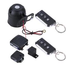 Universal Car Vehicle Auto Burglar Alarm Protection Keyless