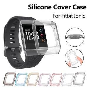 Silicone Clear Watch Screen Pr