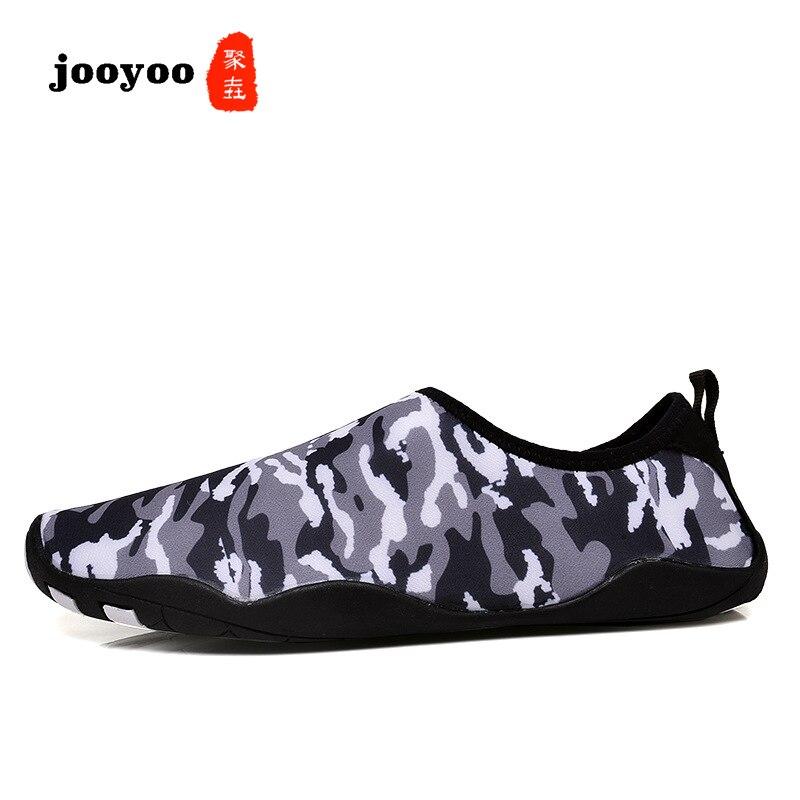 Hommes et femmes chaussures de plage en amont plongée en apnée tapis de course chaussures antidérapantes chaussures de natation pieds nus peau chaussettes souples chaussures