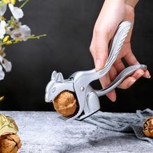 1 шт. в форме белки орех Щелкунчик Гайка открывалка Шеллер кухонный инструмент фундук щипцы для грецких орехов металлические клещи-открывалка инструмент