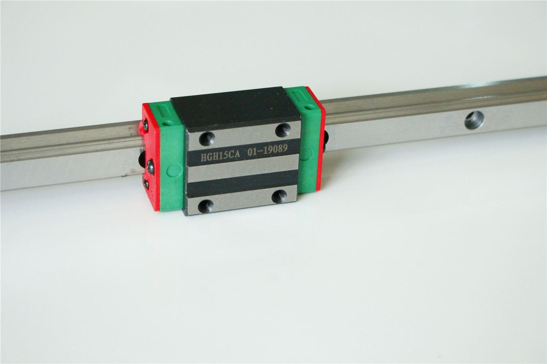 Linéaire Rail de Guidage 1500mm & 1 pièces HGH15CA Transport pour CNC 3D Imprimante bricolage