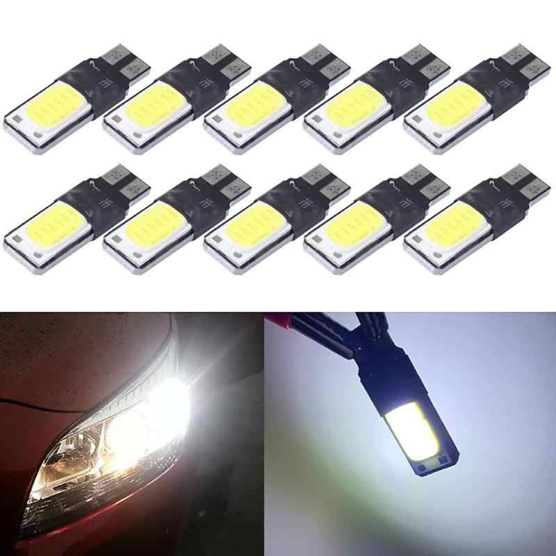 High Power Automotive 12V LED Lights Show Wide Light Diode Auto Lamp Bulbs Car Interior Accessories