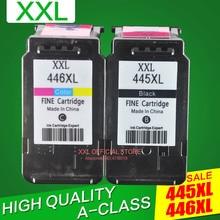 PG-445 PG445 CL-446 XL чернильный картридж для Canon PG 445 CL 446 для Canon PIXMA MX494 MG2440 MG2940 MG2540 MG2540S IP2840