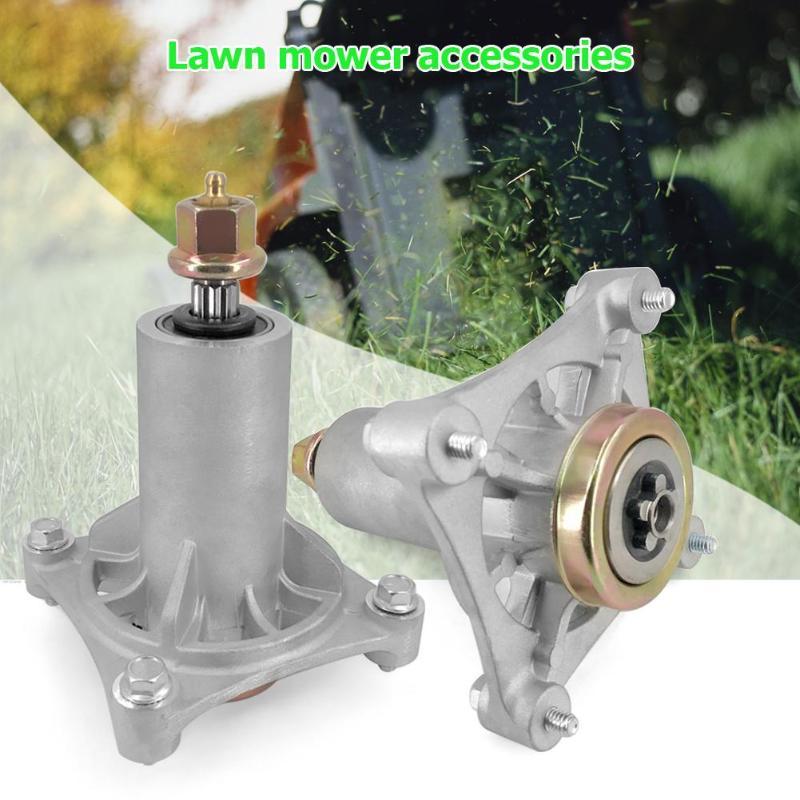 Mower Tractor Deck Assembly-Lawn Spindle Garden Craftsman Briggs-Stratton Ce Desbrozadora-Essence