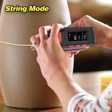 Digital Measureing Tape String Mode Sonic Mode Roller Mode Universal Precise Digital Tape Measure Measuring Tools 3-in-1