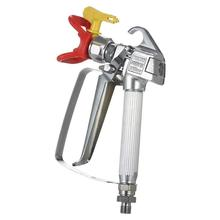 LICG-3600 PSI High Pressure Airless Spray Gun Paint Aluminum With 517 Nozzle Seat Grille For