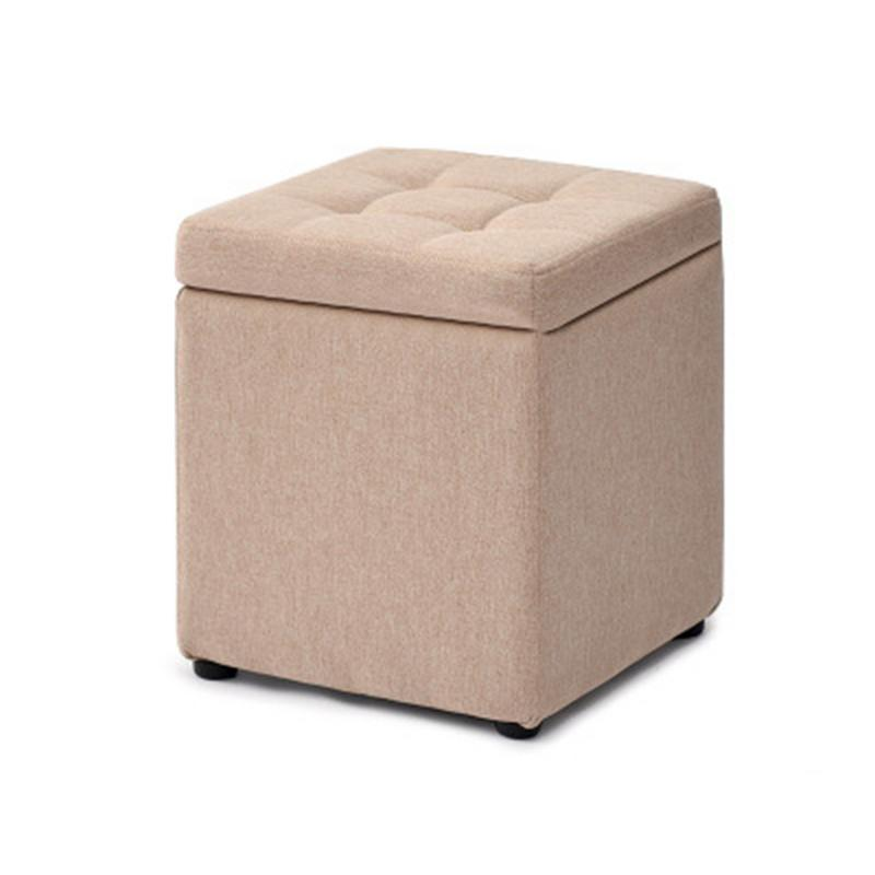 Creative Sofa Stool Light Sitting Storage Stool Home Storage Box Storage Sofa Storage Shoe Bench Household Cleaning Supplies