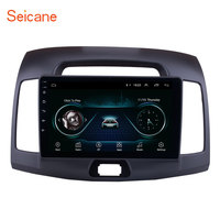 Seicane Android 8.1 Car Radio Head Unit For 2007 2008 2009 2010 2011 Hyundai Elantra 2Din 9 Multimedia Player GPS navigation