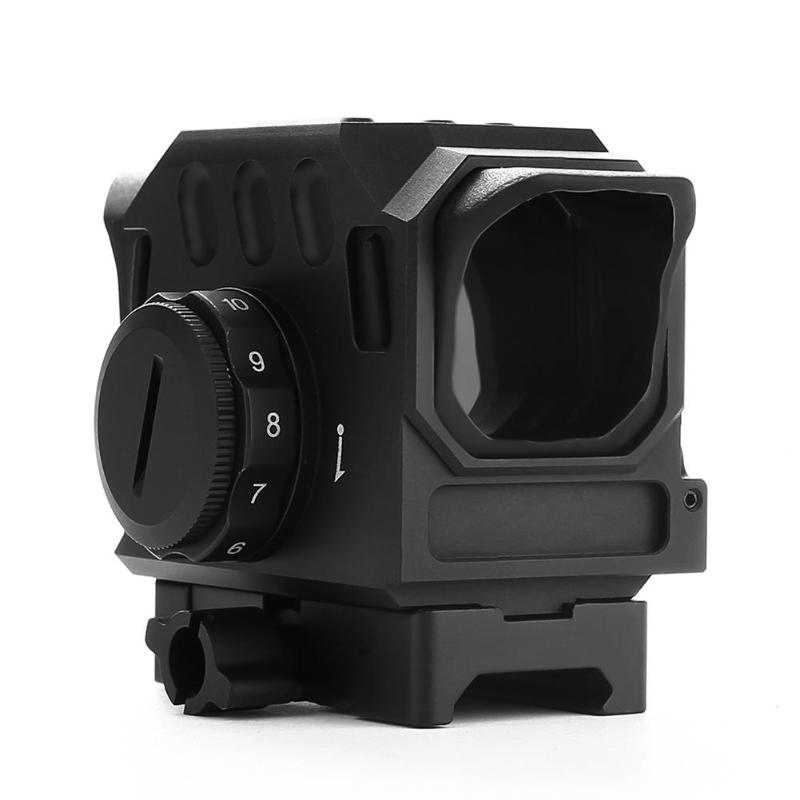 EG1 Outdoor Red Dot Sight Scope Reflex Sight Holographic MOA Aiming Rail Hunting Scopes AccessoriesEG1 Outdoor Red Dot Sight Scope Reflex Sight Holographic MOA Aiming Rail Hunting Scopes Accessories
