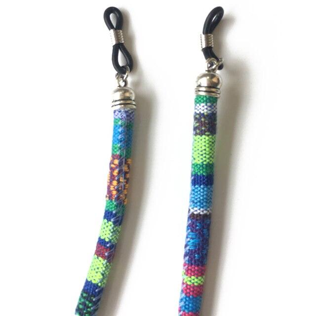 Kachawoo Retro Style Lanyard For Glasses Women Sun Glasses Rope Sport Strap For Glasses Holder Male Accessories Eyewear