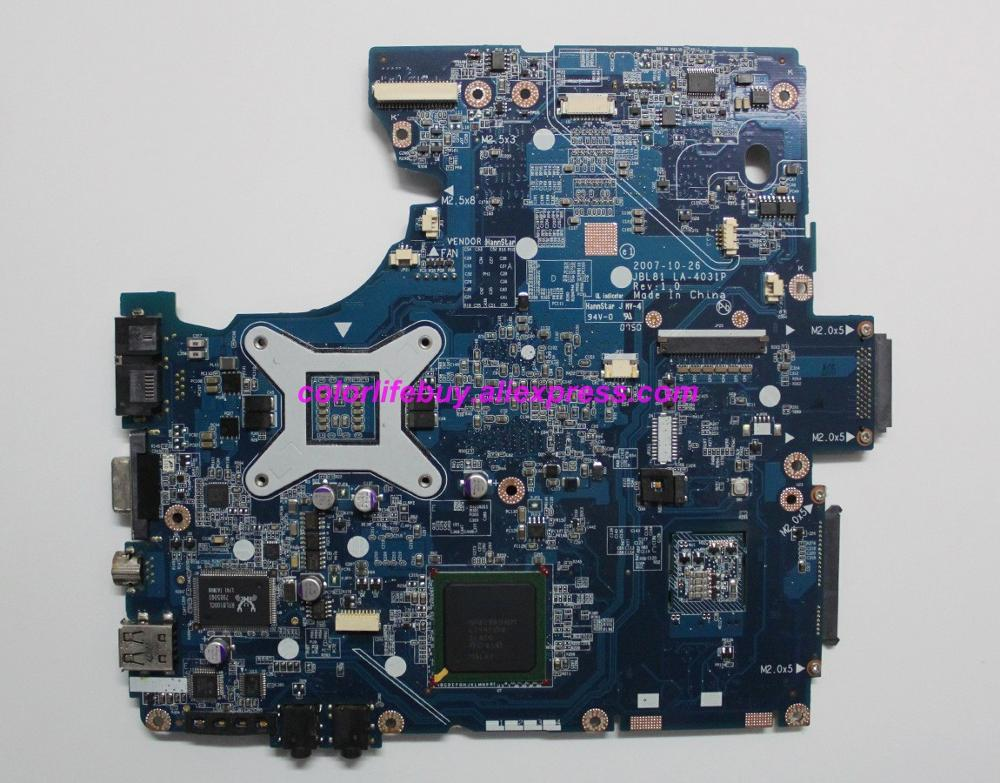 Image 2 - Genuine 462440 001 GL960 JBL81 LA 4031P Laptop Motherboard for HP C700 G7000 Series NoteBook PC-in Laptop Motherboard from Computer & Office
