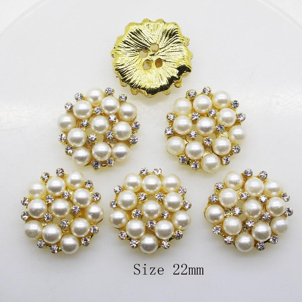 Artisanat téléphones argent Diamante Strass Alliage DIY cabochons-Chaussures 2 pcs or