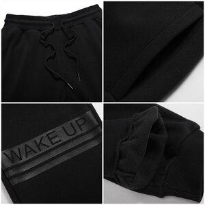 Image 4 - 파이어 니어 캠프 가을 봄 운동복 남성 브랜드 의류 캐주얼 바지 남성 인쇄 망 조깅 바지