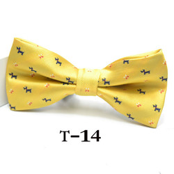 60 Colors Bowtie men formal necktie boy Men's Fashion business wedding bow tie Male Dress Shirt krawatte legame gift 4