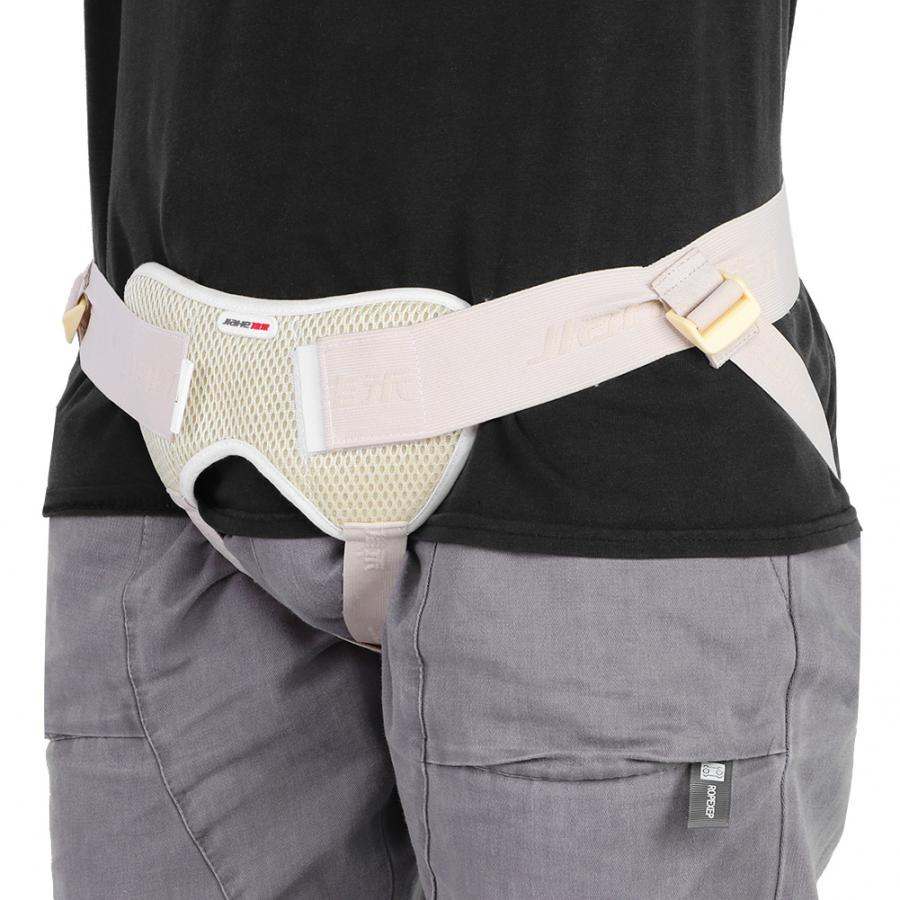 New Adjustable Inguinal Hernia Belt Groin Support Hernia Bag For Adult Elderly Hernia Support Surgery Treatment Health Care