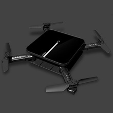 H1 WiFi FPV Foldable RC Drone - RTF 2.4GHz Wireless Remote Control Altitude Hold Waypoint Voice Control Headless RTH Quadcopter