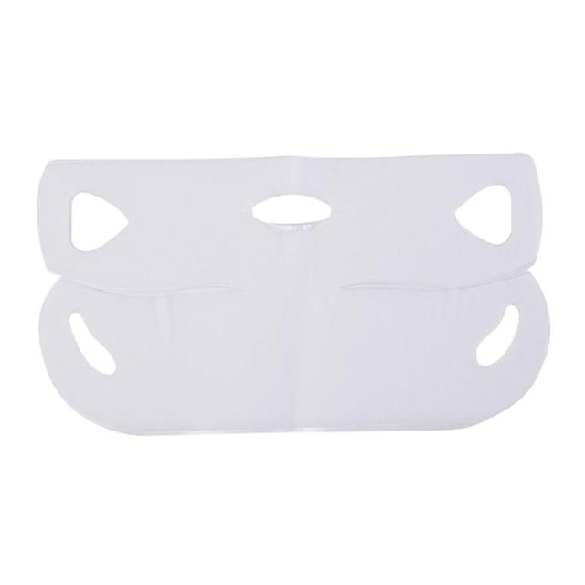 1pcs 4D Double V-shaped Facial Mask Tension Firming Mask Face Slimming Lifting Thin Mask Beauty Face Care Tool 1