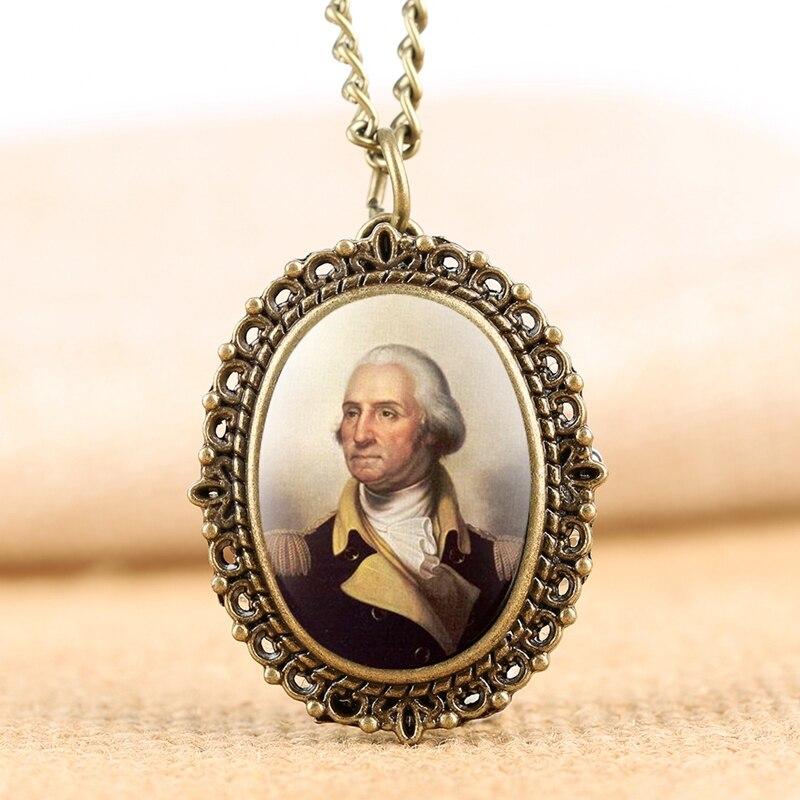 Awesome George Washington Necklace