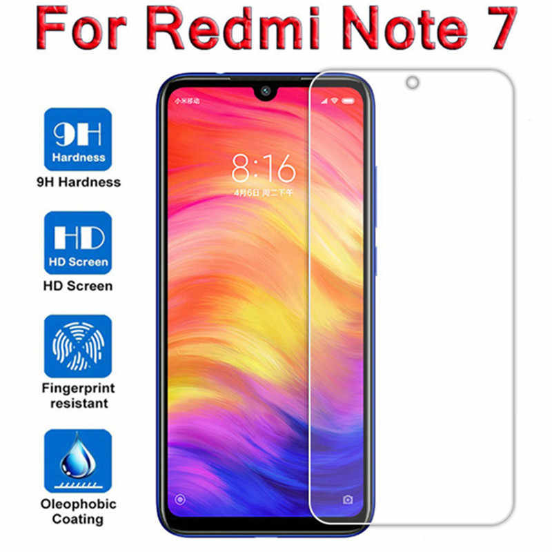 Not full tempered glass for xiaomi redmi Note5 note6 note7 9H 0.26MM screen protector for redmi 4x 4A 5A 6A note4X A2lite