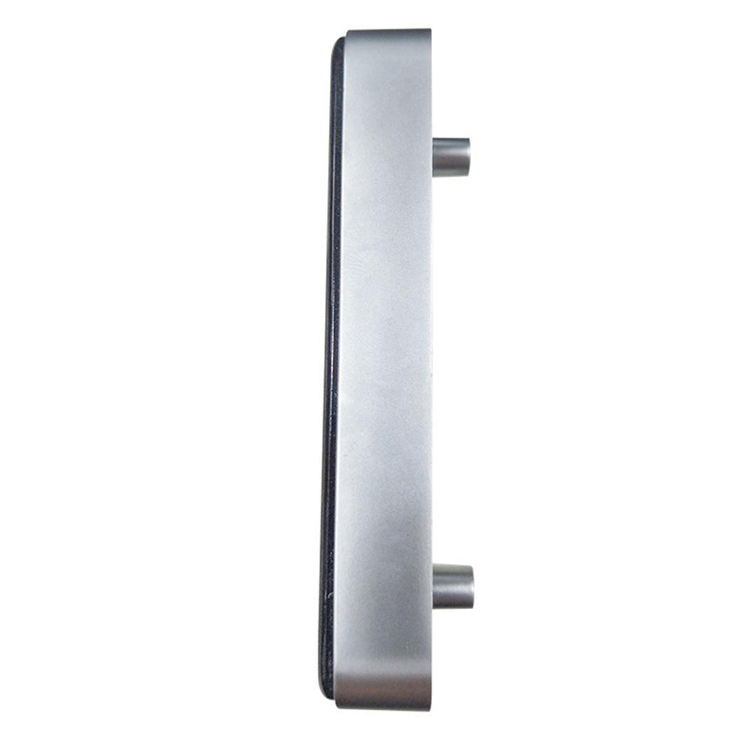 Home Smart Electronic Digital Door Keyless Password Micro USB Cabinet 4.8V Low Voltage Alarm Prompt Lock Pakistan